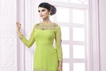 Salwar Suits / Lushika gives you the latest range of indian salwar kameez, for all online shopping.