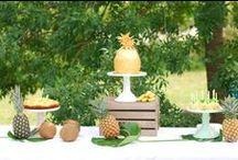 Nos anniversaires /  création de sweet table  et  de décoration originale  festive et colorée