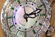 Beautiful Jewelry / Time old, antique, & classic jewelry. Bling watches.