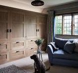 Dressing Room / Handcrafted Bedroom Furniture