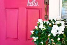 Entrances & Front Doors / Street appeal.