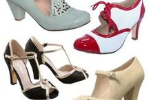 Shoes... / A love affair with shoes...