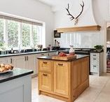 Country Family Kitchen