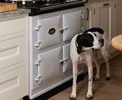 AGA / AGA and Figura kitchen design
