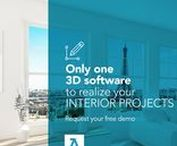ArredoCAD interior design / Only one #software 3D to realize your ____ INTERIOR DESIGN PROJECTS ____ Request your free demo on arredocad.com  #interiordesign #design #arredocad #3d #shop #showroom #project #architecture #interior #cad #render #360