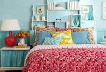 Bedroom Design Ideas / by Maria Nelson
