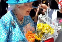~*~The Queen~*~ in blue