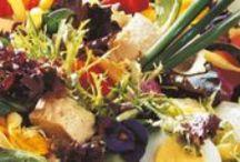 salads / by guylaine auclair