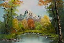 Paintings, Prints, Art - Taidetta, tauluja, julisteita