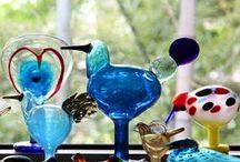 Glass art - Lasi taide