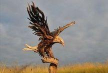 Wood art - Puutaide