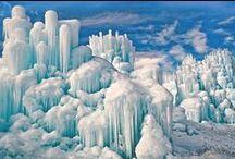 Snow and ice - Lumi ja jää