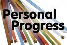 Personal Progress / LDS Young Women goals / by Julia Von Bargen
