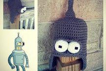 Crochet Hats, Hoods & Beanies / Crochet Hats & Hoods from Crochet.Communieyt for inspiration