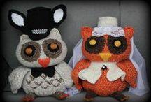 Crochet Toys & Dolls