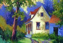 Art House, Home - Taide Talo, Koti