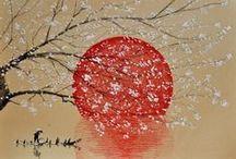 Japanese art - Japanilaista taidetta