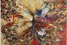 Art Butterfly - Taide perhonen