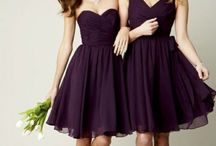 Maid of Honour Dresses