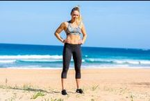 WOMEN'S MOTIVATION / Explore the world of sports and fitness and get inspired for your next workout!