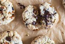 Cookie Monday / Cookies, cookies, and more cookies! =)