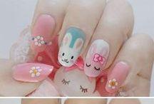 Divierte tus uñas! / Las uñas estilos fabulosos con mucho color
