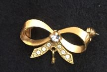 Brooch ~ BOW Lace Jewelry~*~