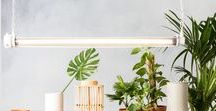 Industrial/Scandi Lighting / Beautiful contemporary, industrial look lighting that works well in Scandinavian inspired living spaces. All available to purchase from our online store. Follow the links from our pins.