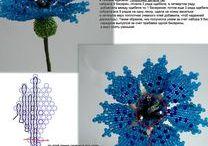 Цветы (схемы, мк)