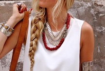 All Things Fabulous / Threads, treads, beads, baubles and other pretty wearables, my virtual closet! / by Ashley Rogers