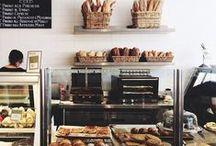 cafes & shops & co