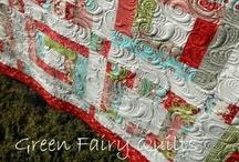 Green Fairy Quilts / by Judi Madsen