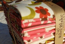 Fabric Stacks, projects I hope to get to. / by Judi Madsen