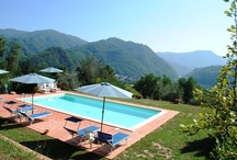the farmhouse / rent apartments with swimming pool for holiday