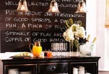 home ideas... / by Stephanie Cuccio