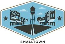 SmallTown / Capture the quaint with products that take you directly to the heart of small town America.