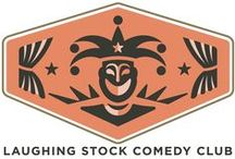 Laughing Stock Comedy Club / Enjoy a good joke, quip or jest with our humorous product line that will leave you in stitches time and again.