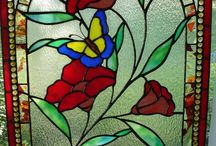Stained Glass / Stained Glass, Leaded glass, Art Nouveau Glass or any type of glass I can find. I love glass! I hope you enjoy my board as much as I enjoy it :-) / by Bobbi Andersen