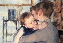 Mary Cassatt / My favorite painter