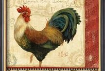 ROOSTER & Co. / by LaVonne Moore