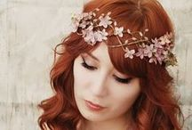 Headpieces: Floral / by Designs by LaVie