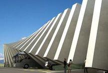 Arch <transportation> / Transportation buildings