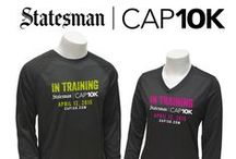 Style / The Statesman Cap10K race office is full of runners and walkers who love fitness related apparel. These pins and picks are the favorites of the race staff! / by Statesman Cap10K Race