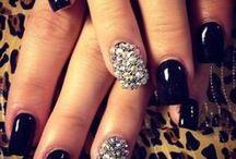 hair, nails & makeup!