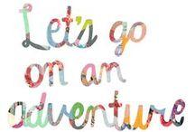 Let's Go On An Adventure! / Must Visit Destinations! / by N!kole N!que