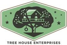 Tree House Enterprises / We make it easy to design creative spaces that have as much personality as the kiddos who live in them.