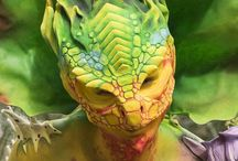SFX. Make. Up. / Special effects make up, incredible Designer, works, inspire,