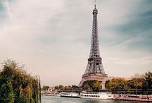 """Paris / """"A bad day in Paris is always better than a good day anywhere else"""""""