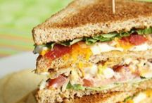 Sandwiches / Heey ! It's summer, Let's eat sandwiches !