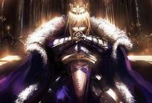 Fate/Zero - Fate/Stay Night